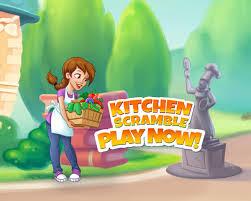 kitchen scramble game free download